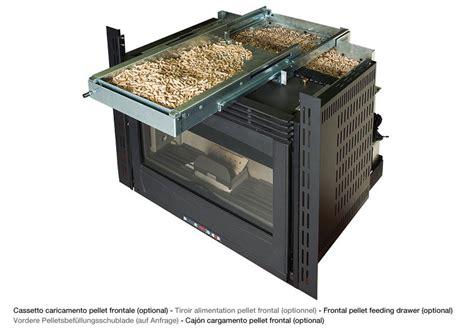 recuperador de calor  pellets extraflame comfort mini