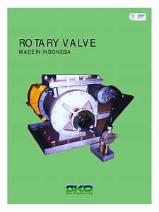 Rotary Valve Table Design