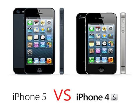 iphone 4s vs iphone 5 comparison between iphone 4s vs iphone 5 geekdashboard