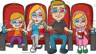 Watching Clipart Movies Animated Theater Clipground Mountain