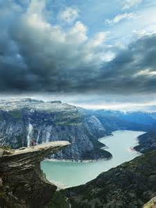Norway Fjord Rock