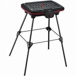 Petit Barbecue Électrique : barbecue lectrique gaz sur pieds tefal cb902o12 90 99 ~ Farleysfitness.com Idées de Décoration