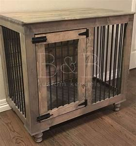 Decorative dog kennels home ideas for Beautiful dog crates