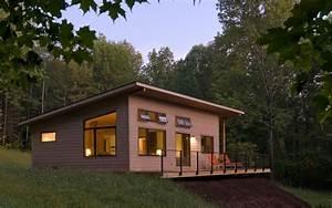 Log cabin kits Small home