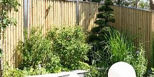 Bambus Sichtschutz Chiang Mai Fachgerecht Montiert