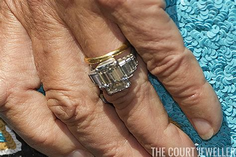 the sunday ring the duchess of cornwall s engagement ring the court jeweller