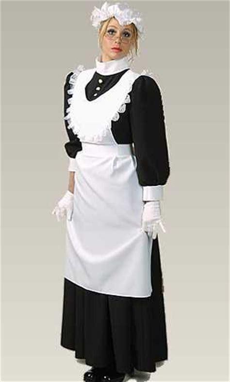 robe de chambre de luxe pour femme costume soubrette 1900 v29160