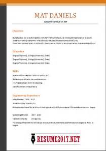 basic resume exles 2017 philippines combination resume format 2017