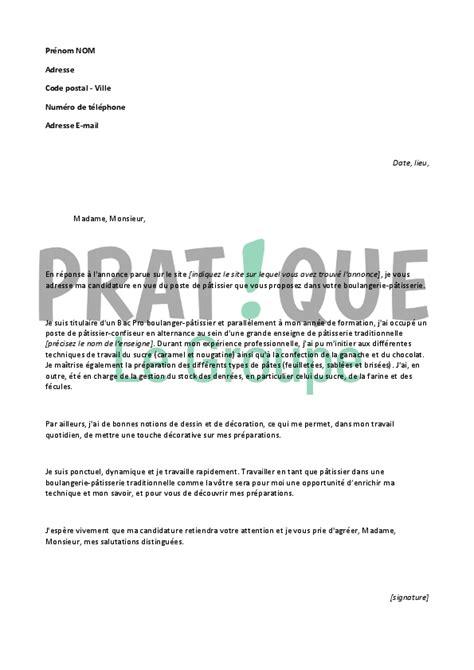 modele lettre de motivation pour plongeur debutant modele cv cuisinier debutant cv anonyme