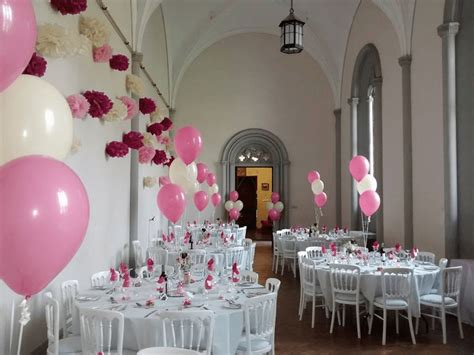 wedding stationery balloons chair covers starlight