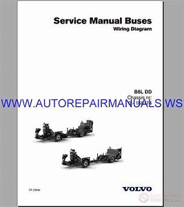 Volvo B8l Wiring Diagram Service Manual Buses