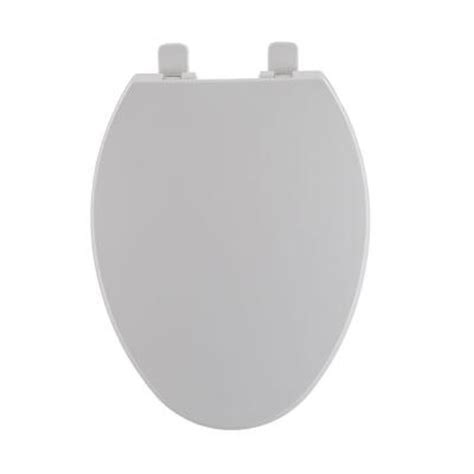 Runfine Standard Elongated Closed Front Toilet Seat In