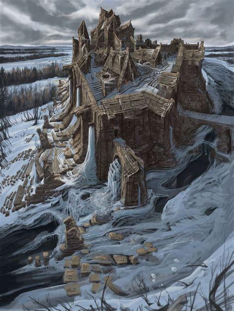 Best 25 Skyrim Concept Art Ideas On Pinterest Elder