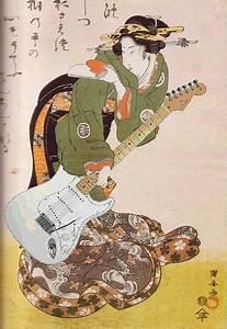 Geisha Stratocaster