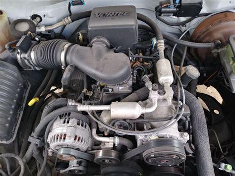 1996 Corvette Engine Compartment Diagram by 98 Chevy 5 7 Vortec Rebuilt Auto Parts In San Antonio