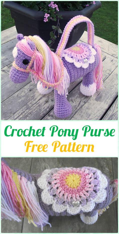 crochet kids bags  patterns instructions