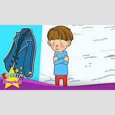 Put On Your Coat, Hat, Socks, Sweater, Gloves, Coat (requestweather)  Rap For Kids English