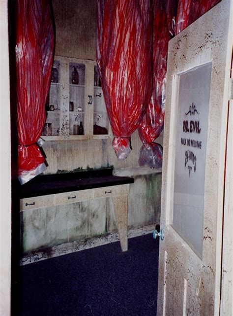 dr evil s haunted house gallery hauntrepreneurs