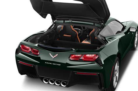 2017 Corvette Stingray Interior Trunk