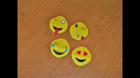 easy emoji diy bookmark corners paper crafts youtube
