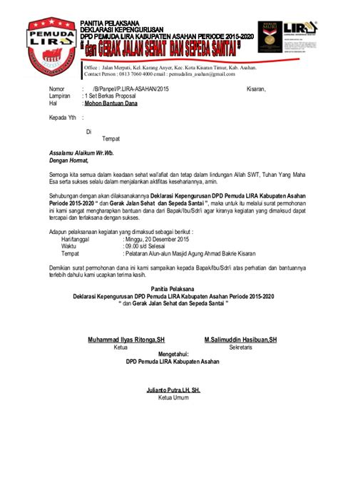 contoh surat kuasa laporan polisi surat 5