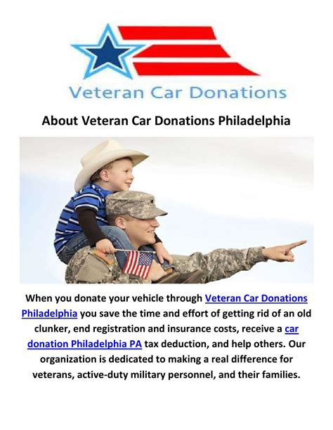veteran donations philadelphia