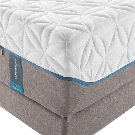 tempur pedic tempur cloud luxe queen mattress