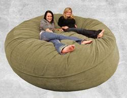 Lovesac Bean Bag Chairs by Lovesac Comparison Sackdaddy Bean Bag Chairs