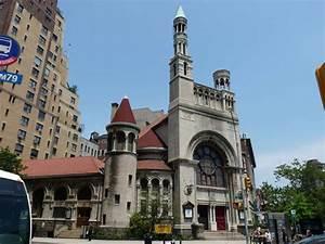 FIRST BAPTIST CHURCH, Upper West Side - Forgotten New York