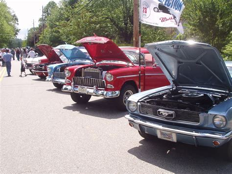 blue ridge ga blue ridge vintage auto show photo