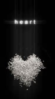 Black Heart iPhone