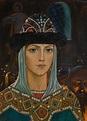 ILYA SERGEEVICH GLAZUNOV | EUDOXIA OF MOSCOW, FROM THE ...