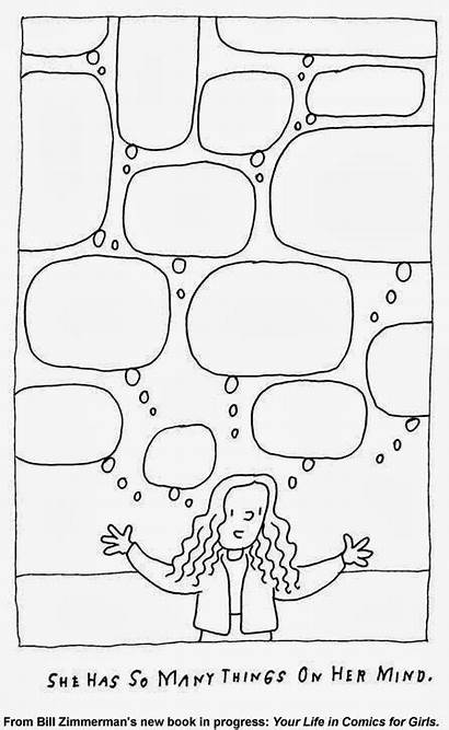 Bubble Thought Character Worksheet Sheet Reading Bubbles
