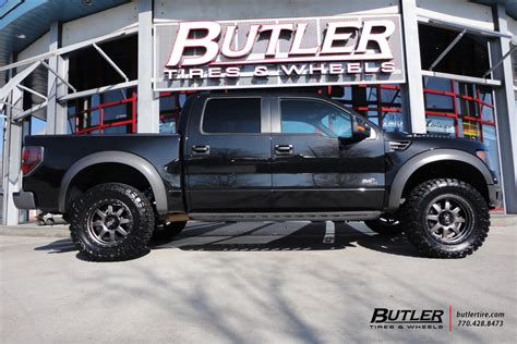ford raptor   fuel trophy wheels exclusively