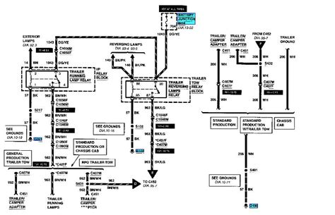 2001 Ford F350 Trailer Wiring Diagram by Diagram 2001 F350 Trailer Brakes Diagram Version Hd