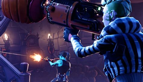 fortnite update adds halloween event introduces