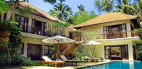 Villa Pemandangan Sungai Di Bali