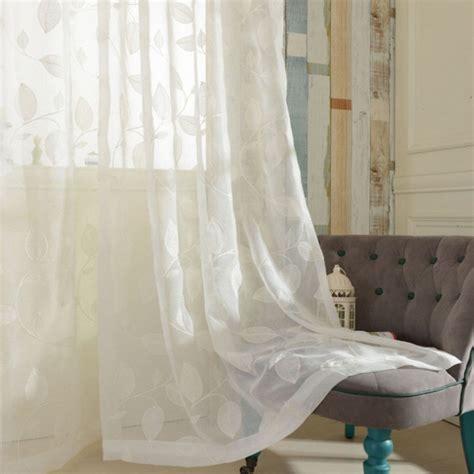 davaus net rideaux blanc dans salon avec des id 233 es