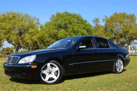 The local 2004 s600 amg sedan i found for sale locally shocked me! 2004 MERCEDES-BENZ S600 - 184050