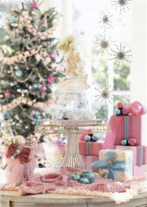 25 glamorous pastel christmas d 233 cor ideas digsdigs