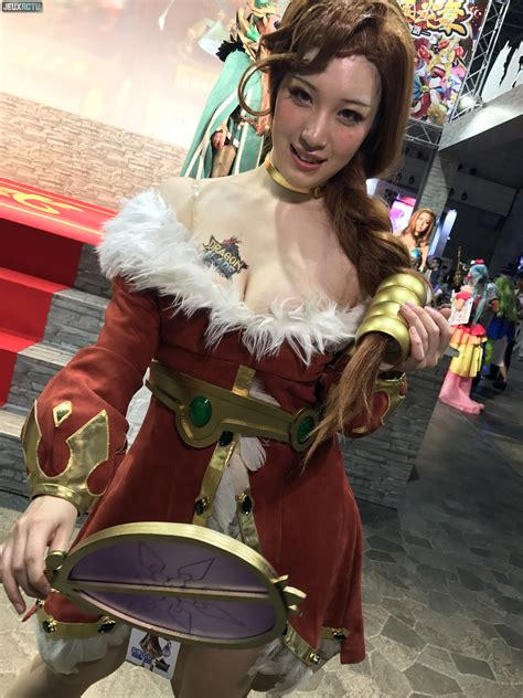 Cute Asian Booth Babes At Tokyo Game Show Wow Gallery EBaum S World