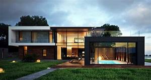 Get, Inspired, By, Top, Modern, House, Design, 2019