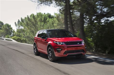 land rover discovery sport hse 2017 land rover discovery sport preview