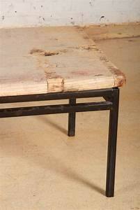 modern wood slab bench coffee table wood lot 76 With modern wood slab coffee table
