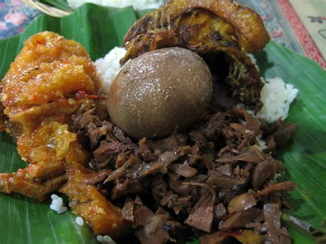 cuisine javanaise wikipédia