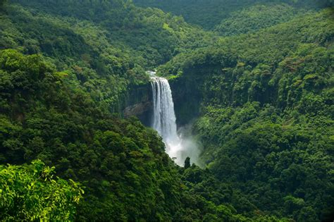 Waterfall Image by 10 Waterfalls In Goa From Popular Names To Offbeat Ones