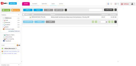 Poczta Wp Uruchom W Przeglądarce Download