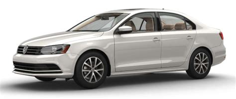 2017 Volkswagen Jetta Color Options And Trims