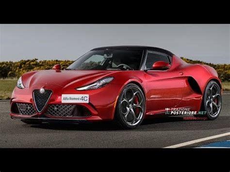 Alfa Romeo 4c Concept by 2020 Alfa Romeo 4c Concept