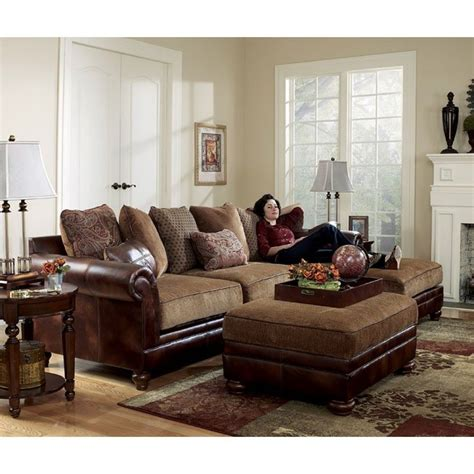 hartwell canyon sectional living room set signature